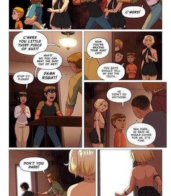 100 Percent 7 – With You comic porn sex 012