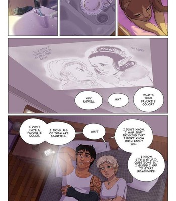 100 Percent 7 – With You comic porn sex 038