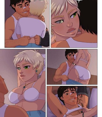 100 Percent 7 – With You comic porn sex 051