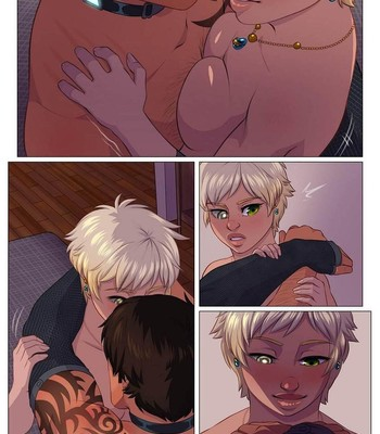 100 Percent 7 – With You comic porn sex 059