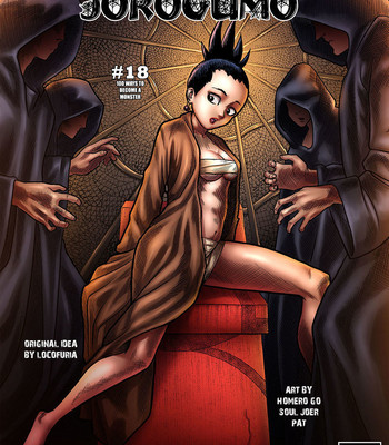 Porn Comics - 100 Ways To Become A Monster 18 – Jorogumo