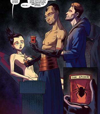 100 Ways To Become A Monster 18 - Jorogumo comic porn sex 004
