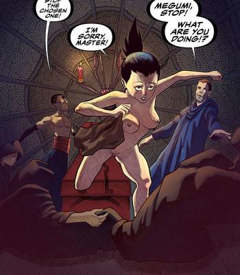 100 Ways To Become A Monster 18 - Jorogumo comic porn sex 006