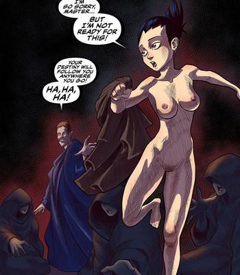 100 Ways To Become A Monster 18 - Jorogumo comic porn sex 008