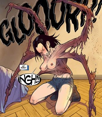 100 Ways To Become A Monster 18 - Jorogumo comic porn sex 019