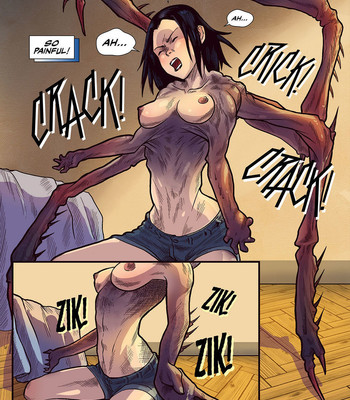 100 Ways To Become A Monster 18 - Jorogumo comic porn sex 020