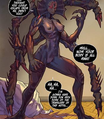 100 Ways To Become A Monster 18 - Jorogumo comic porn sex 025