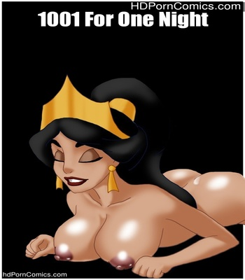 Porn Comics - 1001 For One Night Sex Comic