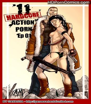 Porn Comics - 11 Part 1 Sex Comic