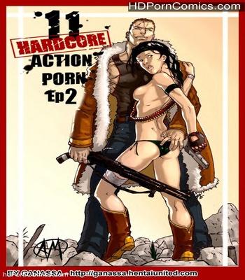 Porn Comics - 11 Part 2 Sex Comic