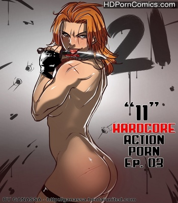 Porn Comics - 11 Part 3 Sex Comic