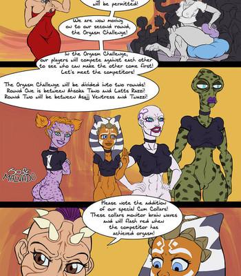 Porn Comics - Parody: Alien