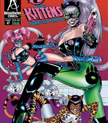 Porn Comics - 3 Little Kittens – Purrr-Fect Weapons 1
