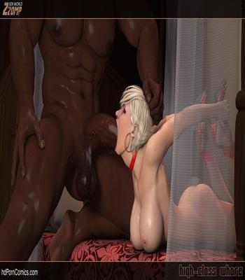 3D COMICS-Zzomp- High-Class Whore 2 free Porn Comic sex 8
