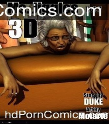 Porn Comics - 3D-Duke- Ms Jiggles 3D -7 free Porn Comic