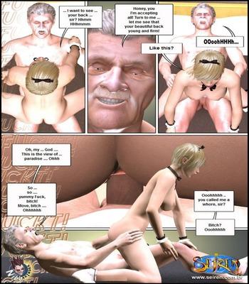 3D-Seiren – Double Surprise free Porn Comic sex 12