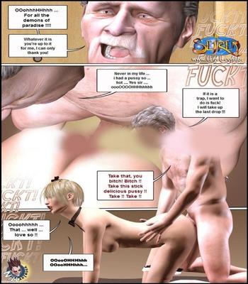 3D-Seiren – Double Surprise free Porn Comic sex 15