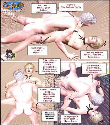 3D-Seiren – Double Surprise free Porn Comic sex 18