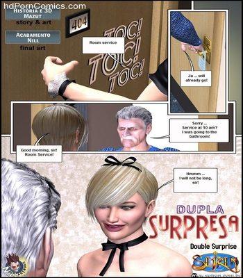 3D-Seiren – Double Surprise free Porn Comic sex 2