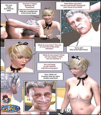 3D-Seiren – Double Surprise free Porn Comic sex 20