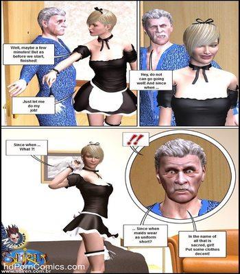 3D-Seiren – Double Surprise free Porn Comic sex 3