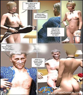 3D-Seiren – Double Surprise free Porn Comic sex 7