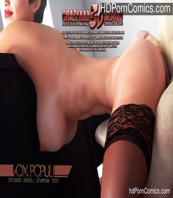 Porn Comics - 3D-VOX POPULI EPISODE 36 free Porn Comic