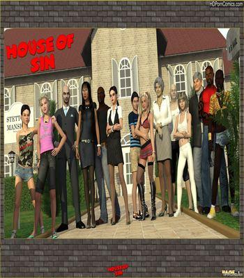 Porn Comics - 3DX – House Of Sin free Cartoon Porn Comic