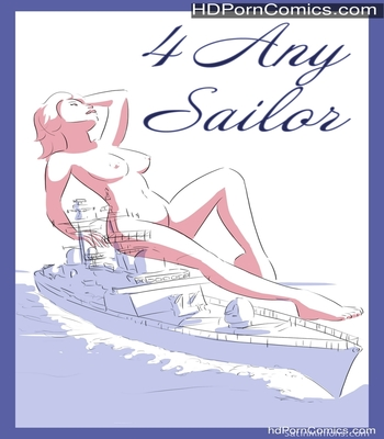 Porn Comics - 4 Any Sailor Sex Comic