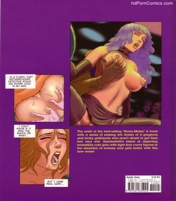 4 Girlfriends 1 Sex Comic