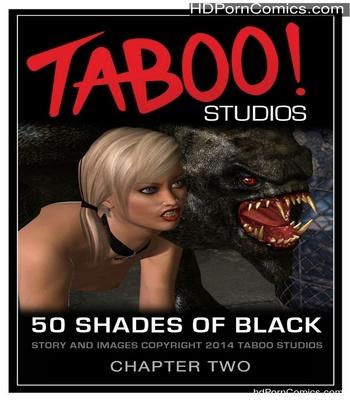 Porn Comics - 50 Shades Of Black 2 Sex Comic