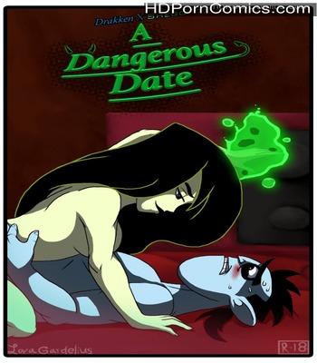Porn Comics - A Dangerous Date free Porn Comic