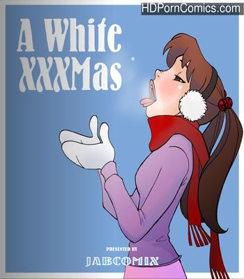 A White XXXmas1 free sex comic
