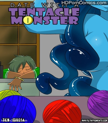A Date With A Tentacle Monster 9 comic porn