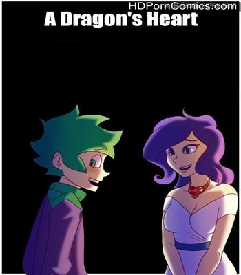Porn Comics - A Dragon's Heart Sex Comic