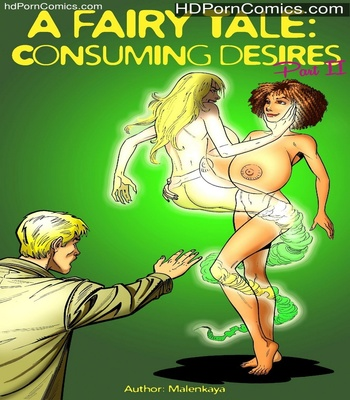 Porn Comics - A Fairy Tale – Consuming Desires 2 Sex Comic