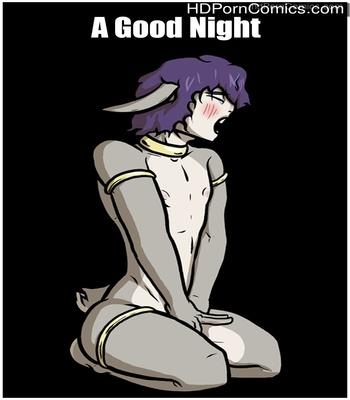 Porn Comics - A Good Night Sex Comic