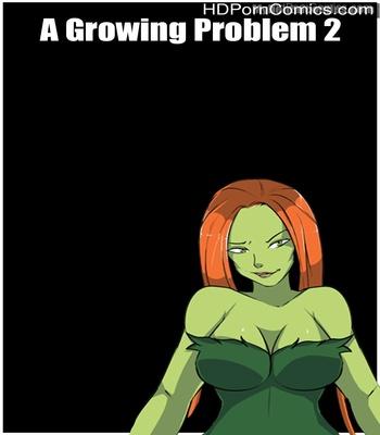 Porn Comics - A Growing Problem 2 Sex Comic