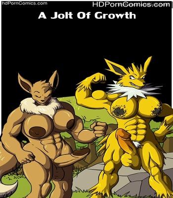 Porn Comics - A Jolt Of Growth Sex Comic