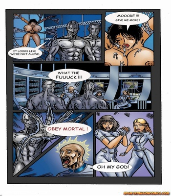 A Light Touch Of Steel 6 free sex comic