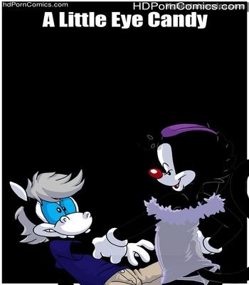 Porn Comics - A Little Eye Candy Sex Comic