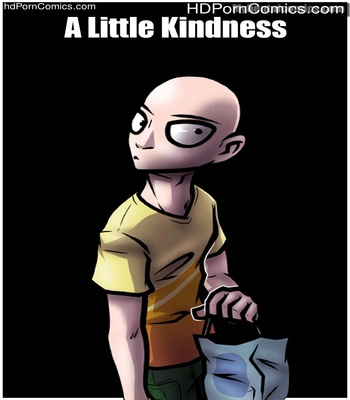 Porn Comics - A Little Kindness Sex Comic