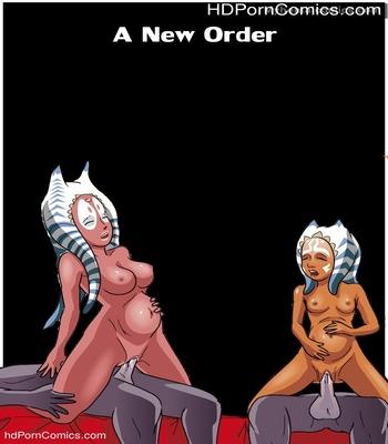 Porn Comics - A New Order Sex Comic