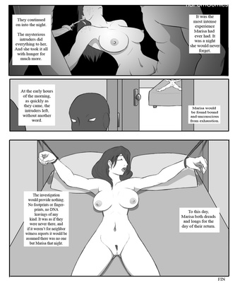 A Nightmare And A Dream Sex Comic