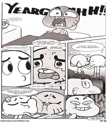 A Nightmare In Elmore Sex Comic