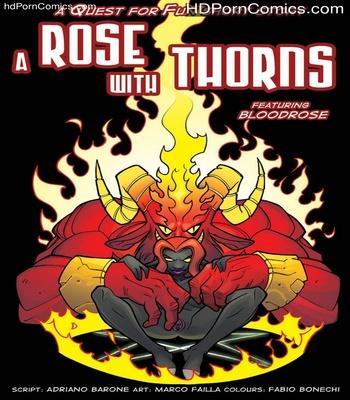 Porn Comics - A Rose With Thorns Sex Comic