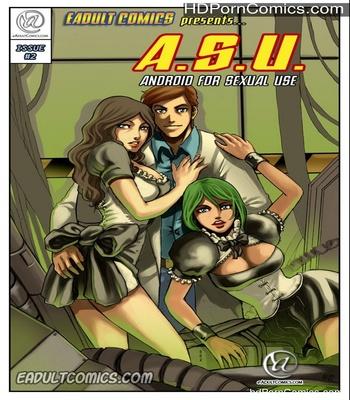 Porn Comics - A.S.U. 1 Sex Comic