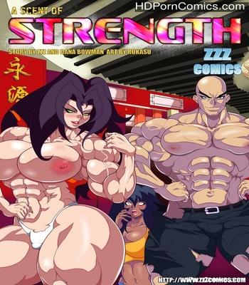 Porn Comics - A Scent Of Strength 1 Sex Comic