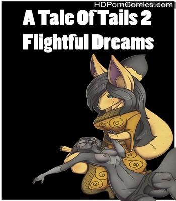 Porn Comics - A Tale Of Tails 2 – Flightful Dreams Sex Comic