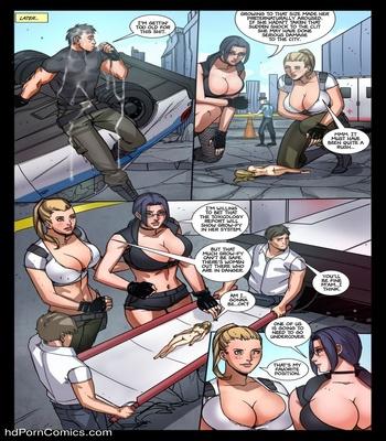 AGW – Enforcers Sex Comic sex 18